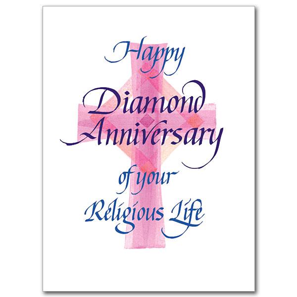 Happy Diamond Anniversary... : Religious Profession ...