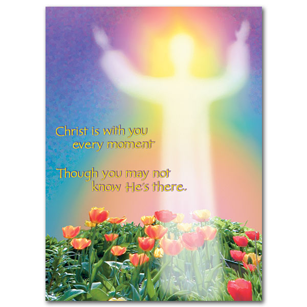 Easter holy card the printery house m4hsunfo Image collections
