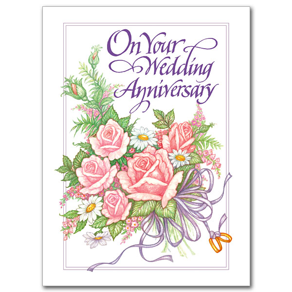Wedding anniversary cards the printery house m4hsunfo