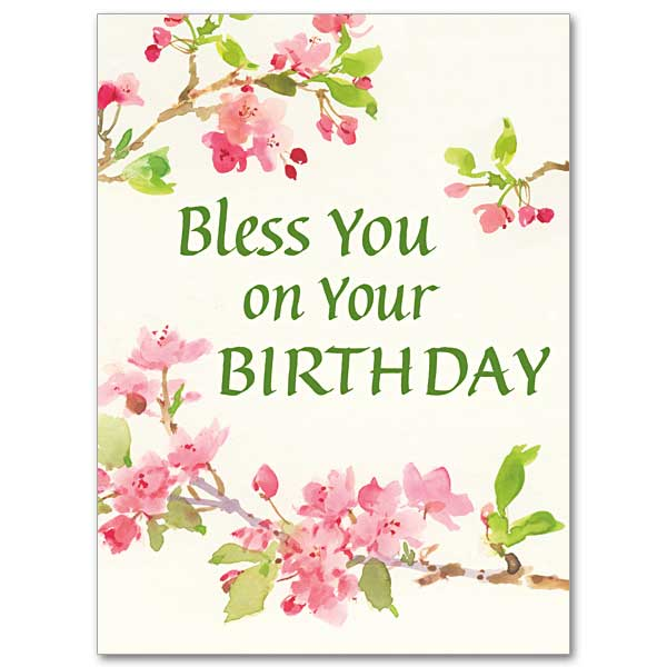 Christian Birthday Card gangcraftnet – Birthday Greetings Religious