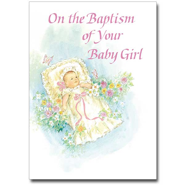 Anniversary baptism cards the printery house m4hsunfo