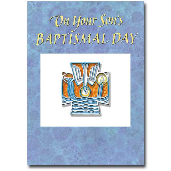 Anniversary baptism cards the printery house m4hsunfo