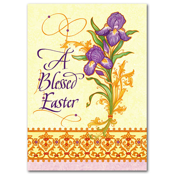 A blessed easter easter card a blessed easter easter card m4hsunfo
