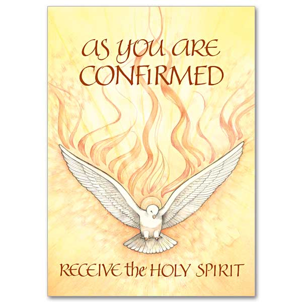 photo relating to Free Printable Confirmation Cards named As On your own Are Proven: Affirmation Card