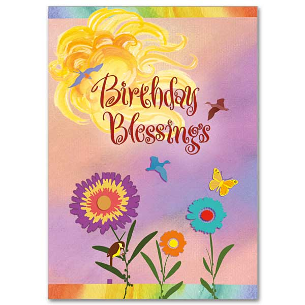 Birthdays are reminders of gods goodness birthday card birthday card bookmarktalkfo Images