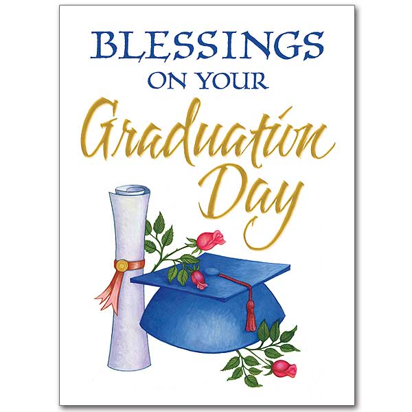 blessings on your graduation day