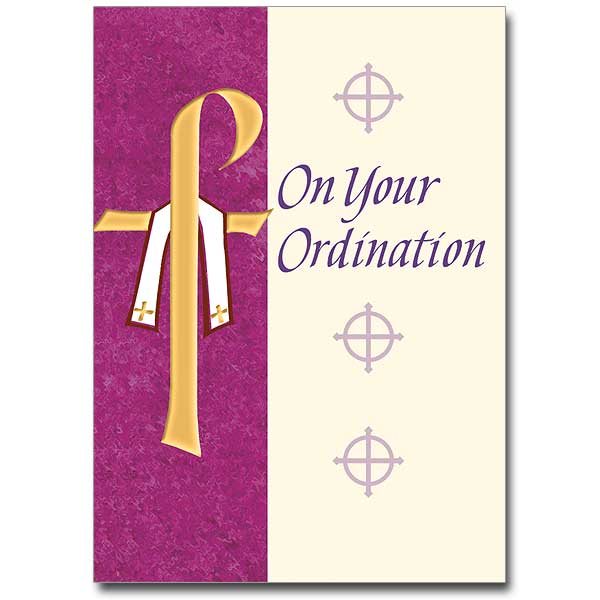 On your ordination ordination congratulations card for Ordination images