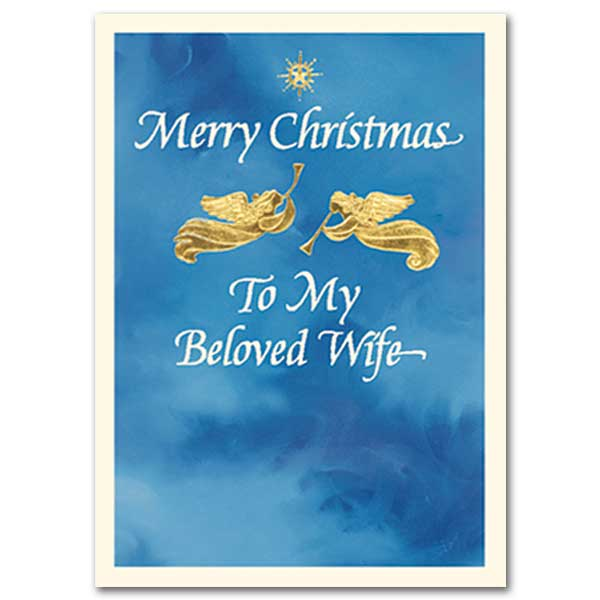 merry christmas to my beloved wife - What Should I Get My Wife For Christmas