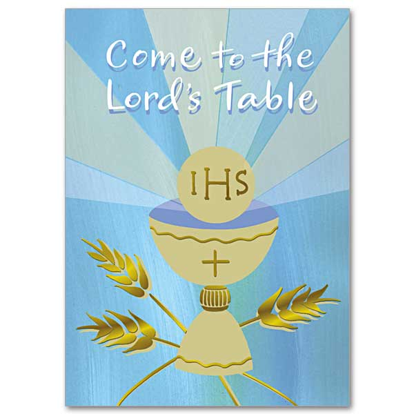 Honoring You On Your First Holy Communion First Communion Card