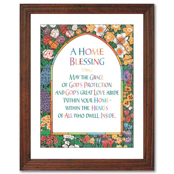 Irish Blessing For New Home