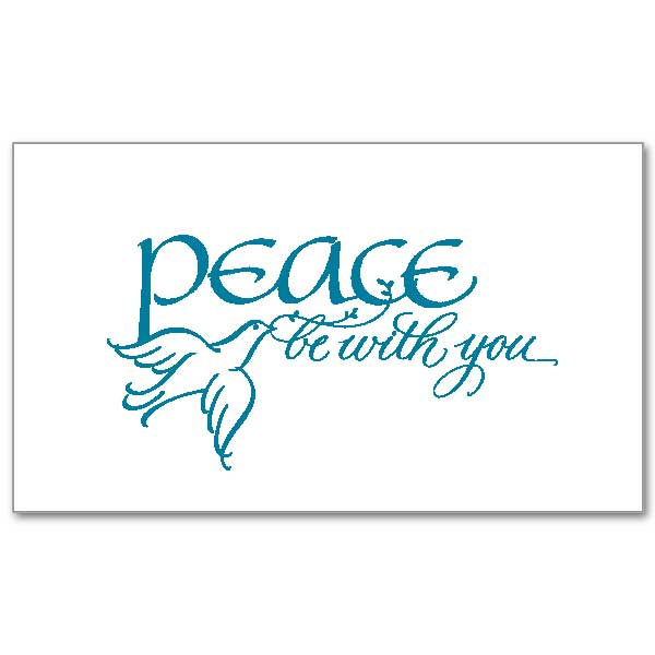 Image result for peace be with you