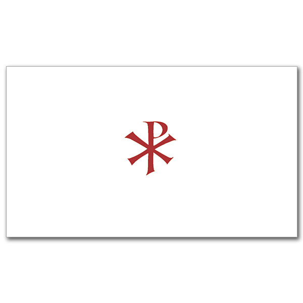 Chi Rho Note Folded Notes
