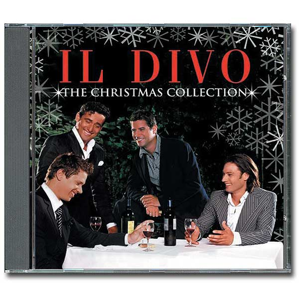 Il divo the christmas collection cd - Il divo website ...