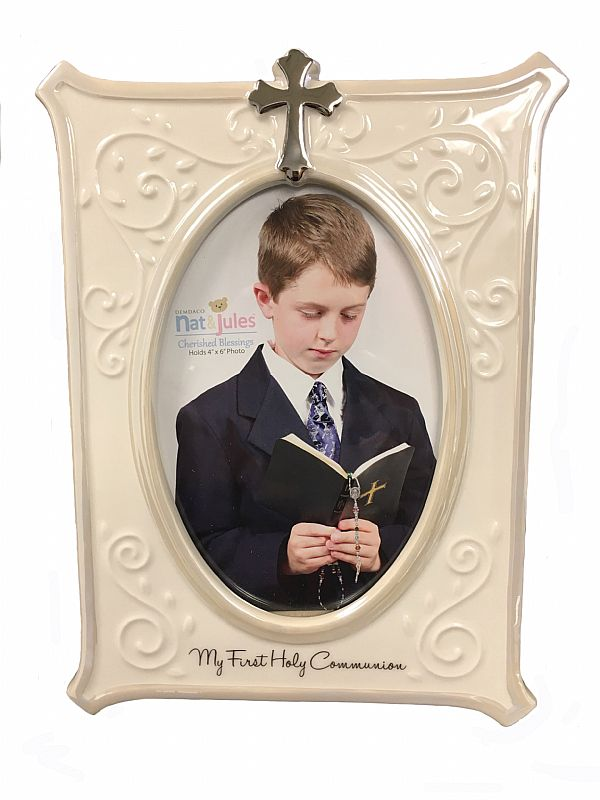 My First Holy Communion Frame: