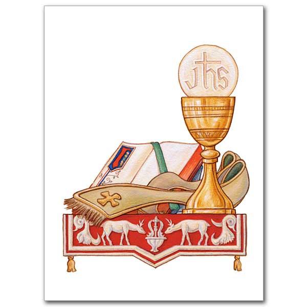 Sacramental symbols ordination invitations ordination invitations click here for larger picture stopboris Images