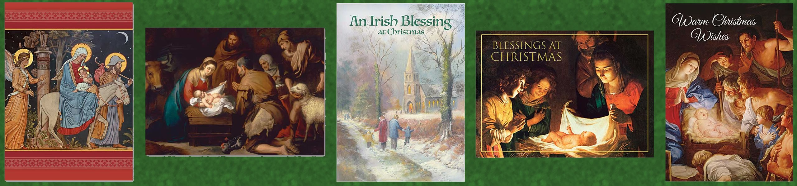 Miracle of Christmas Cards